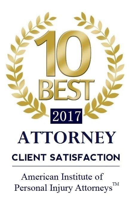 10 Best Attorney 2017 Client Satisfaction